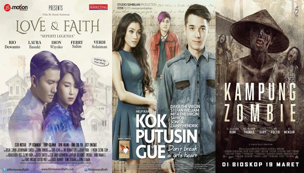 Film Indonesia Terbaru di Bulan Maret 2015 | Dunia Film dan Musik ...
