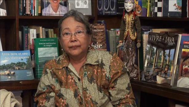NH Dini, penulis kebanggaan Indonesia